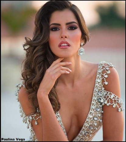 Miss Universe 2015 Hot Moments | Miss Colombia Paulina Vega Crowned Miss Universe 2015 in Miami