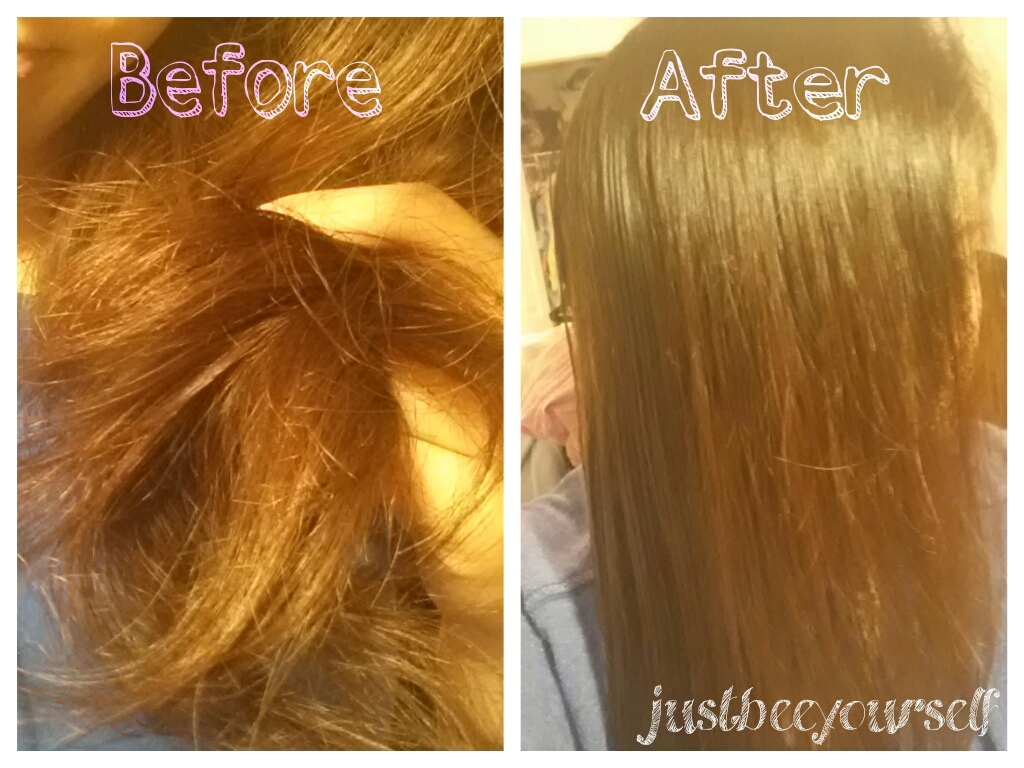Just Bee Yourself Product Review Tony Moly Silky Glaze Shine Hair