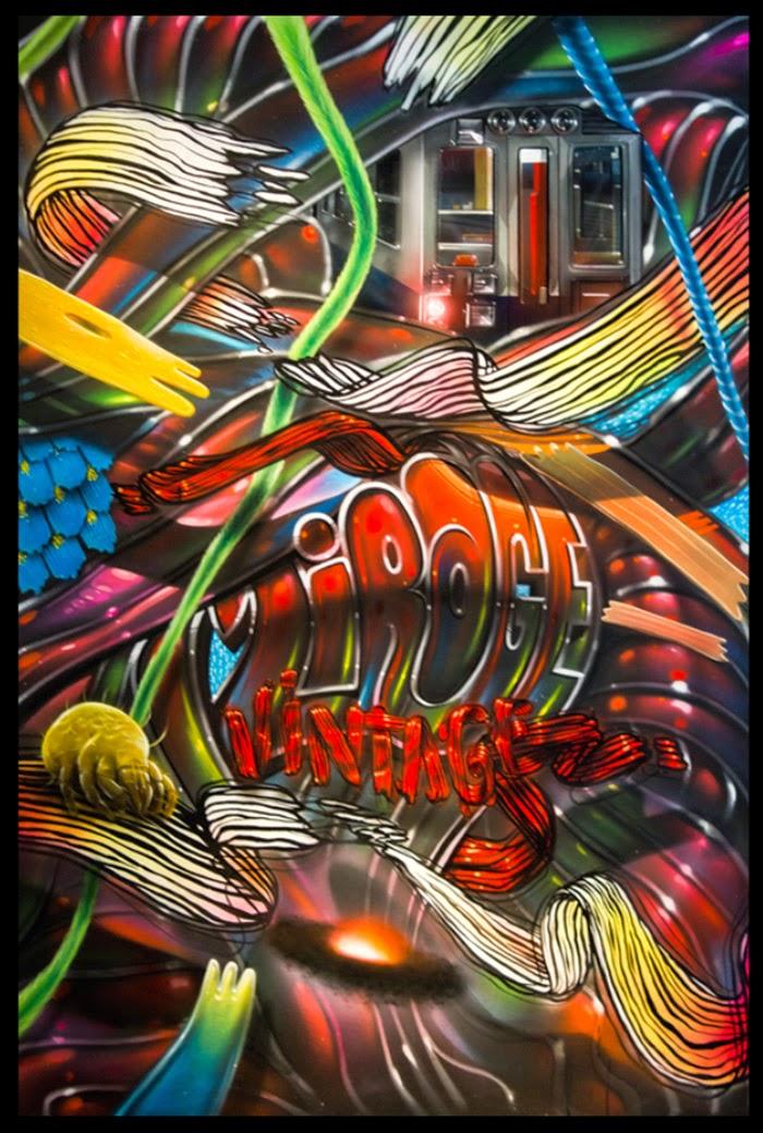 Spok - Illustrations & Art