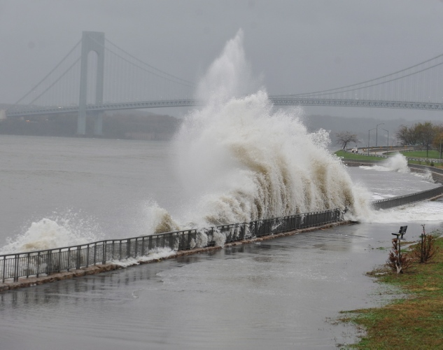 hurricane sandy hits new york city Coaches: Lead the Football Player Safety Charge