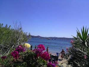 Angoli a La Maddalena (foto ap)