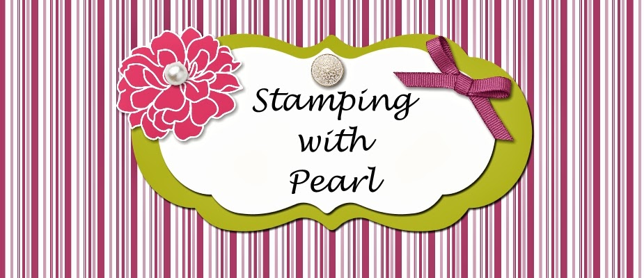Stamping with Pearl