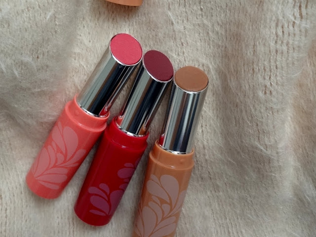 bareMinerals Precious Gems Pop of Passion Lip Oil Balm Trio