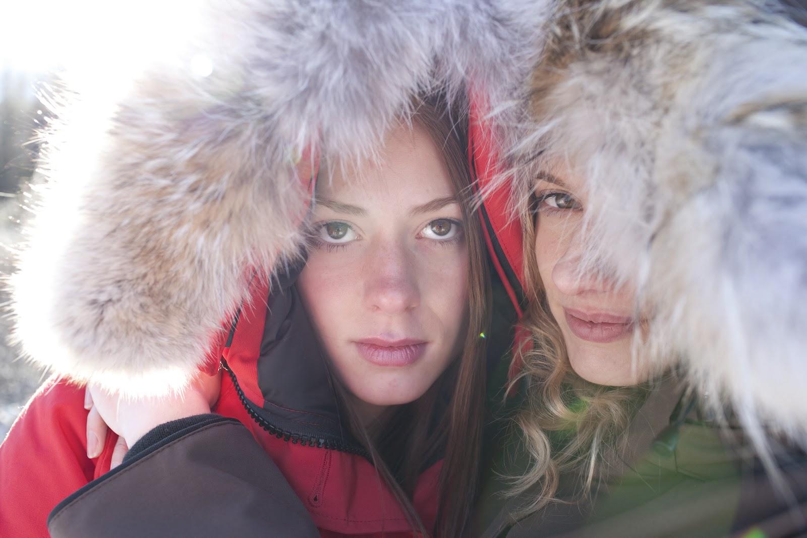 Canada Goose' jacket women toronto