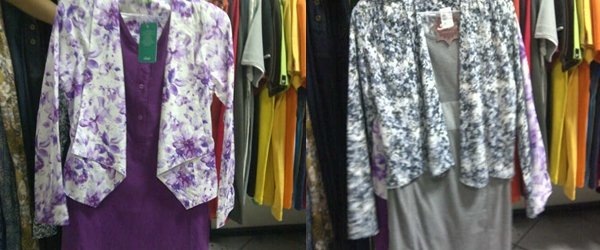 Gambar baju lebaran remaja wanita 2015 trend Baju gamis remaja lebaran 2015