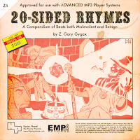 Free GM Resource: 20-Sided Rhymes