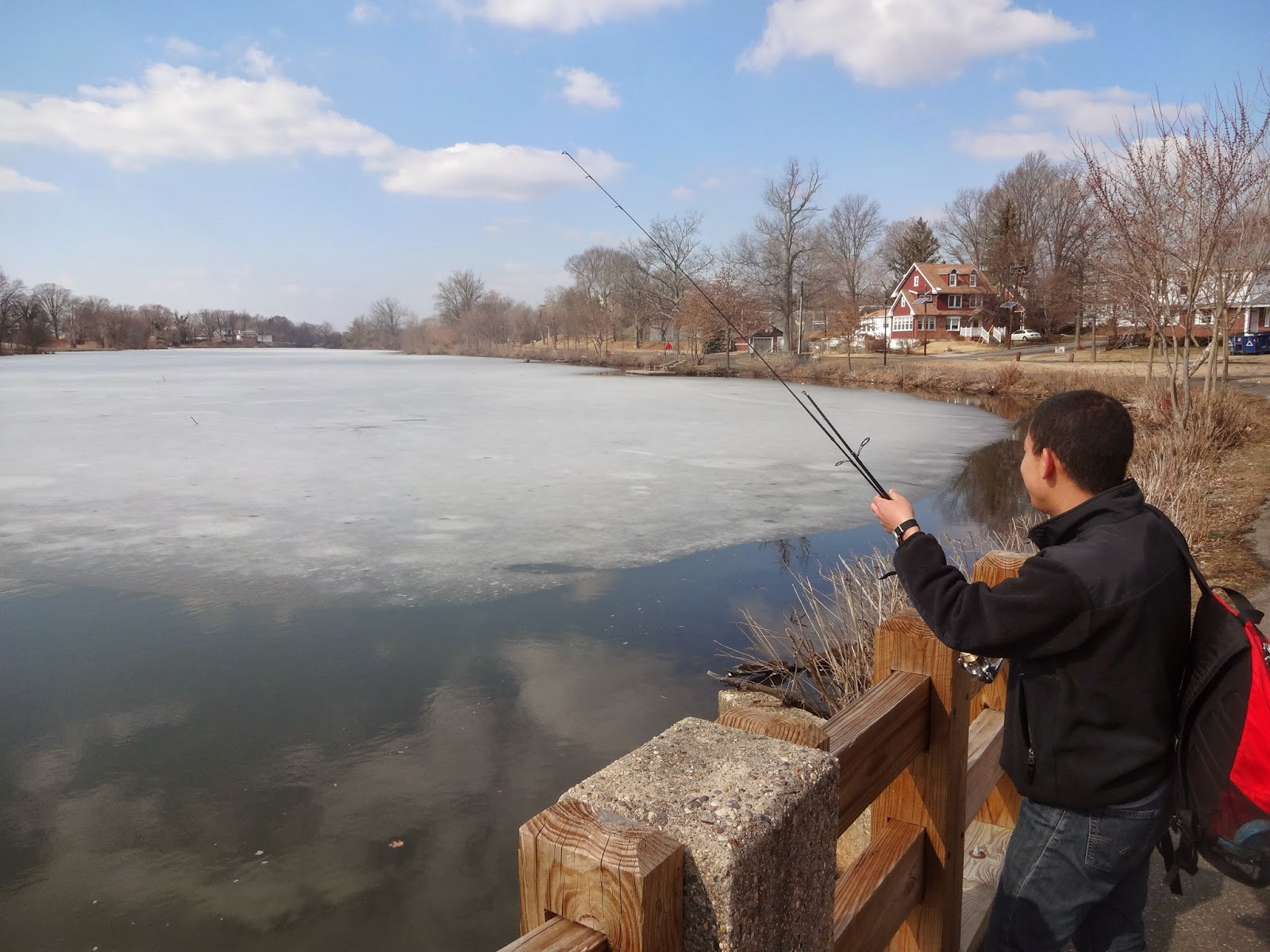 Extreme philly fishing march fishing sessions last for Extreme philly fishing