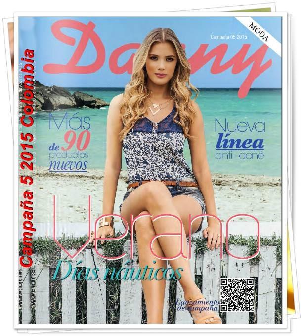 Danny Moda Campaña 5 2015