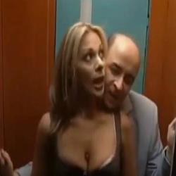 Quando o elevador esta apertado o que fazer