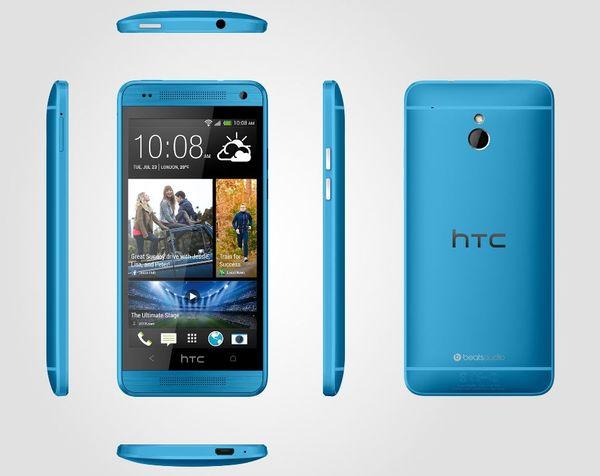 HTC, HTC One Blau