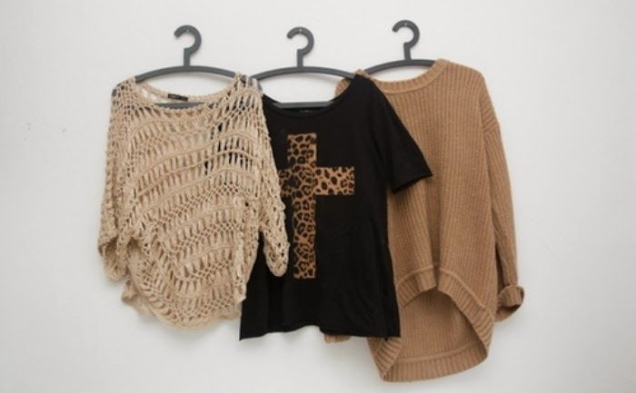 Adorable sweaters combination for fall