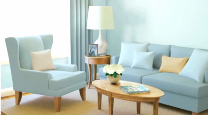 Kleuren Wanden Slaapkamer: Kleuren voor slaapkamer met oranje geverfde ...
