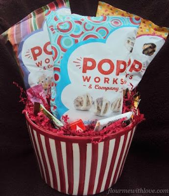 Pop Works & Company Gift Basket  #PopWorks