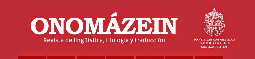 Revista Onomázen