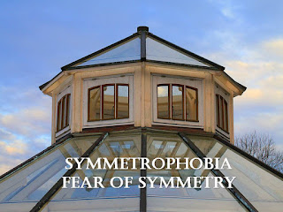 Symmetrophobia, fear of symmetry