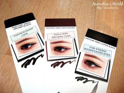 K-Palette Real Lasting Eyeliner in Brown Black Review