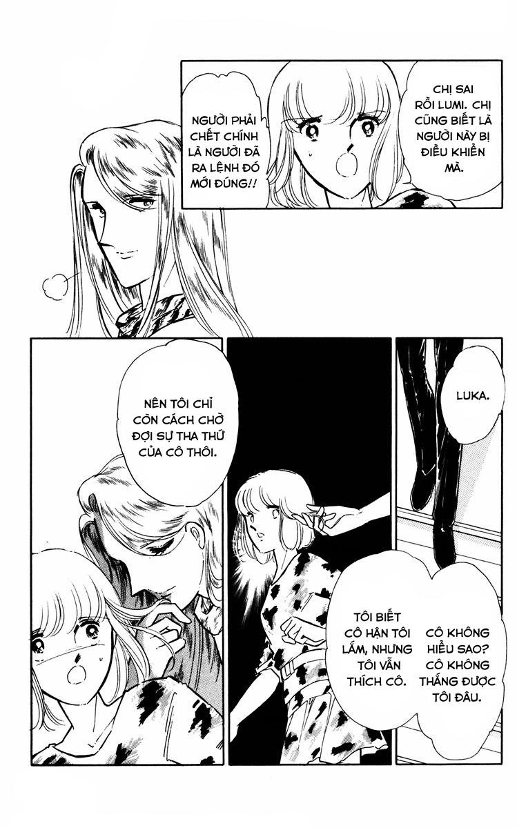 Umi no Yami, Tsuki no Kage chap 36 - Trang 19