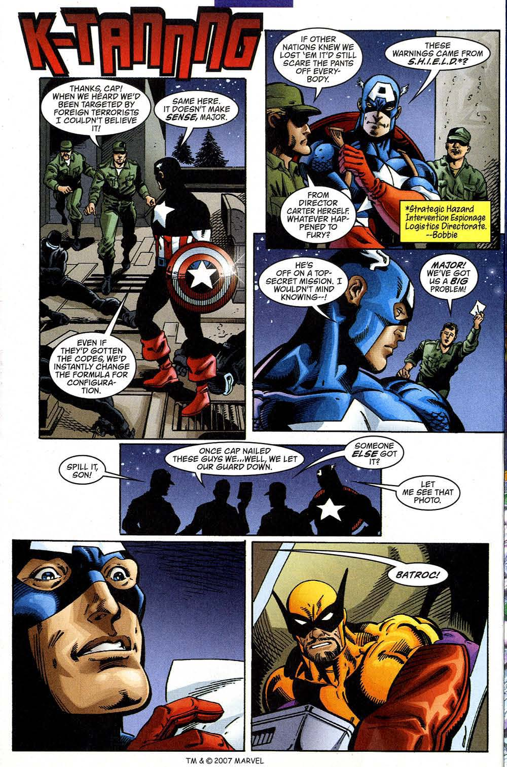 Captain America (1998) Issue #41 #48 - English 8
