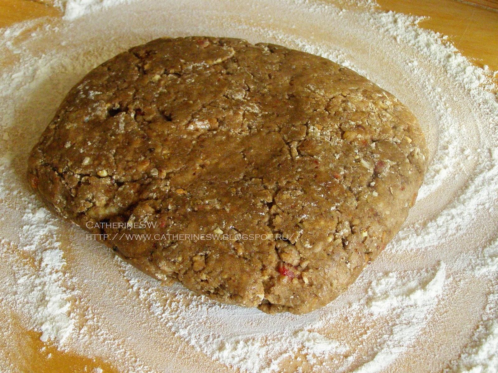 Пряники ржаные на кефире рецепт в домашних условиях