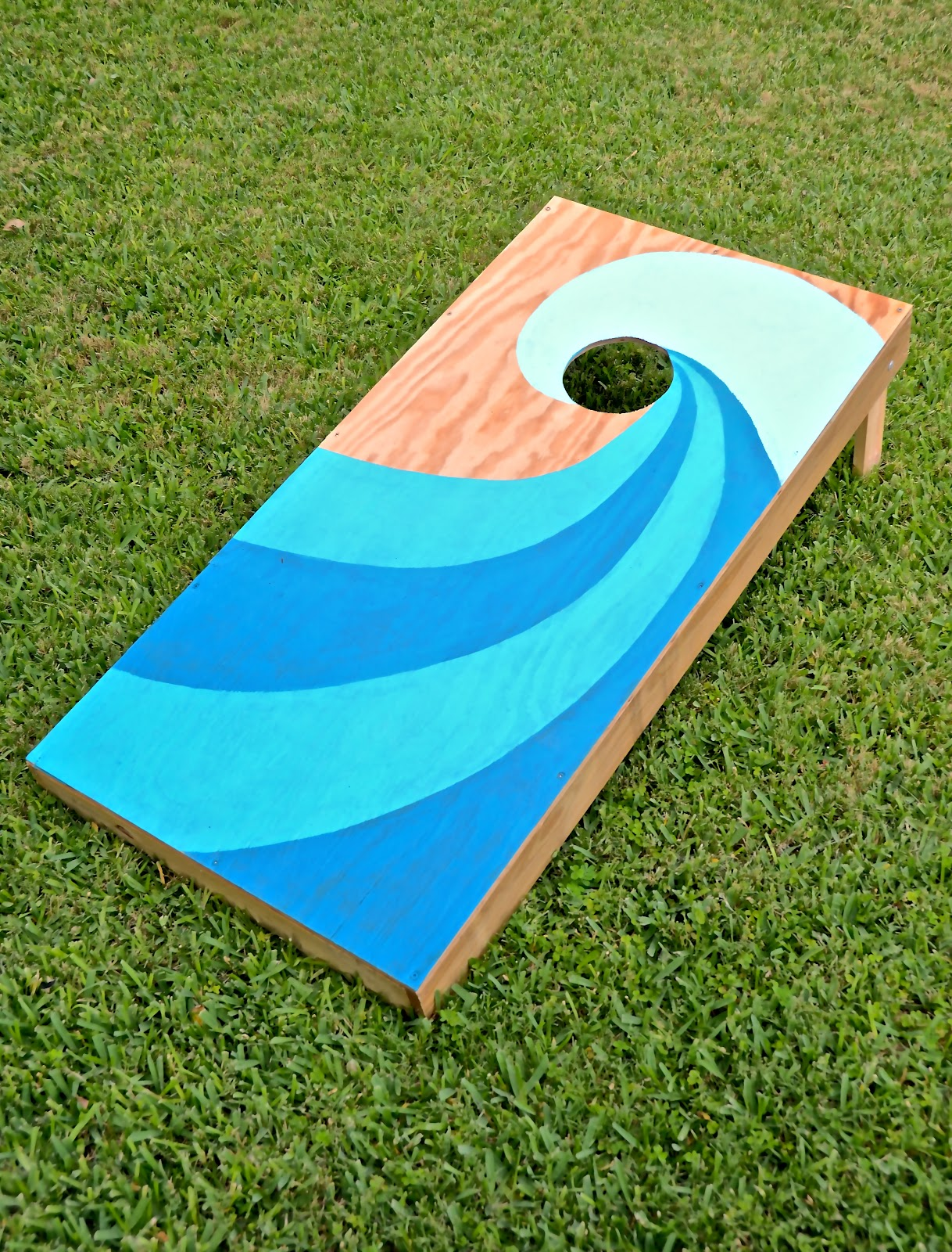 Cool Designs For My Cornhole Game