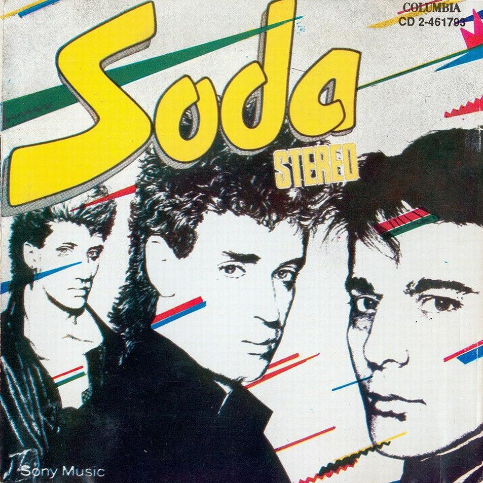 curiosidades de soda stereo