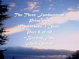 The Three Fundamental Principles (8/10)