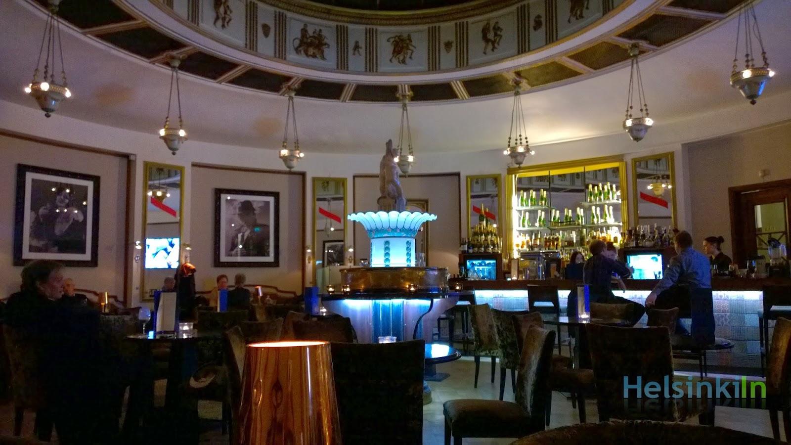 Bar Socis at Seurahuone