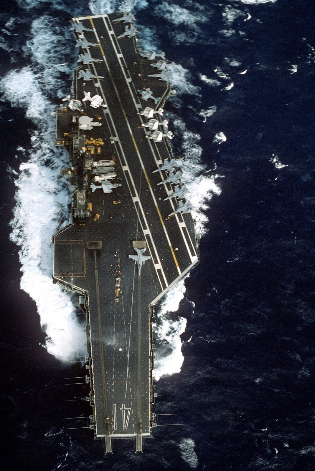 aa  aircraft carriers anonymous   4 uss ticonderoga