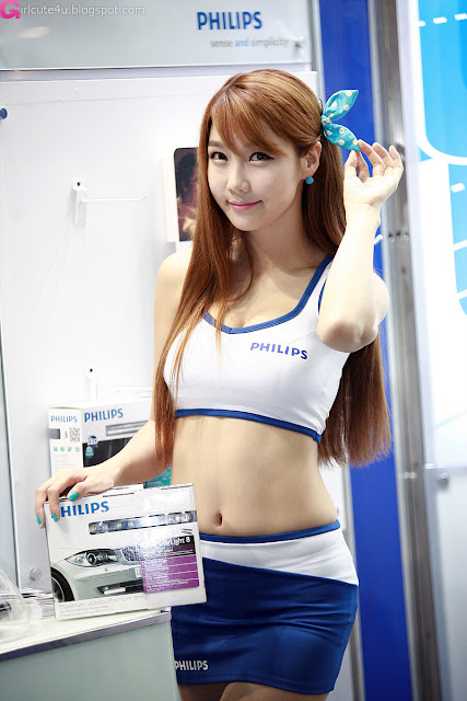 5 Go Jung Ah - Seoul Auto Salon 2012-Very cute asian girl - girlcute4u.blogspot.com