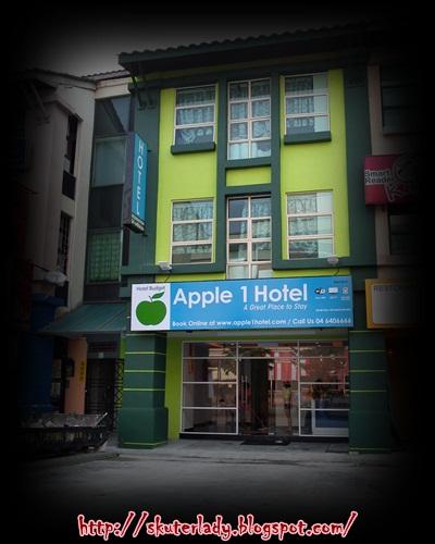 apple hotel penang pulau pinang