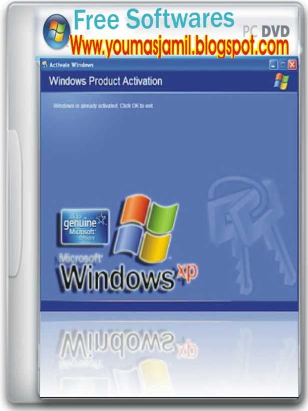 Patch Activation Windows Xp Sp2