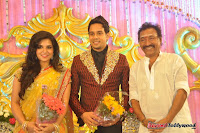 Celebraties at Actor Bharat n Jessy Wedding Reception Photos+%252829%2529 Actor Bharath n Jessy Wedding Photos