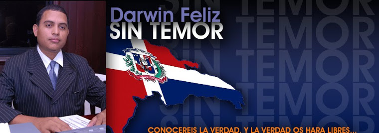 Darwin Feliz Sin Temor