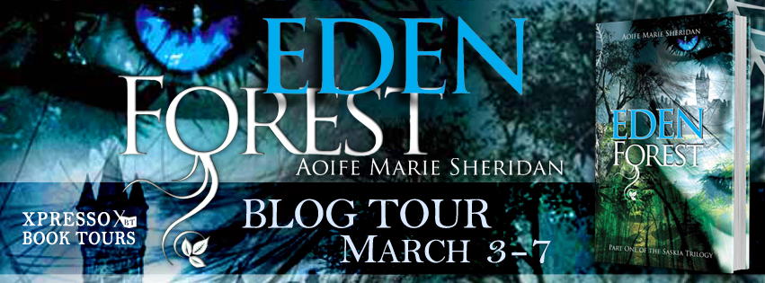 Eden Forest Blog Tour and Giveaway