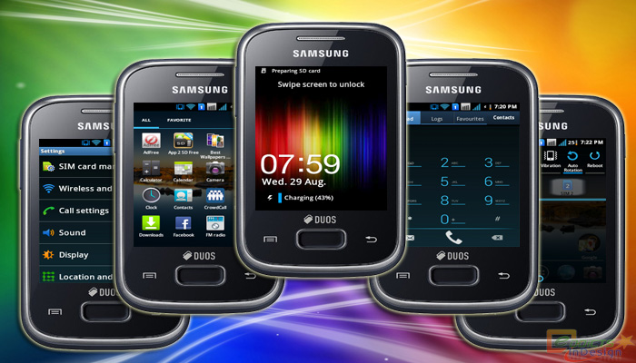 download ics rom for galaxy y duos