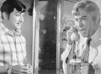 Shivaji Ganesan's in 'Gowravam' Movie