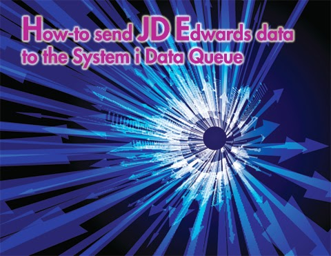 How-to send IBM data to the System i data queue