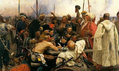 """Трусость и холопство путиноидов достигает уже шизофренического уровня. """"Запорожцы"""" – это символ и лицо свободолюбивого украинского народа"""
