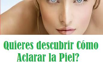 http://areasegura.net/Aclarar-La-Piel