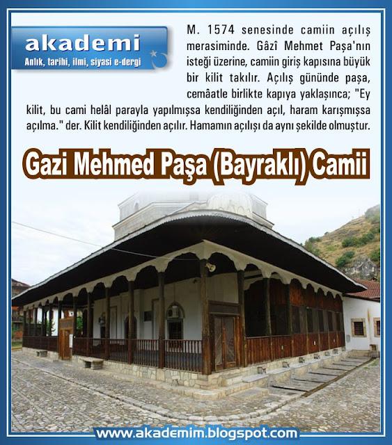 Gazi Mehmed Paşa (Bayraklı) Camii