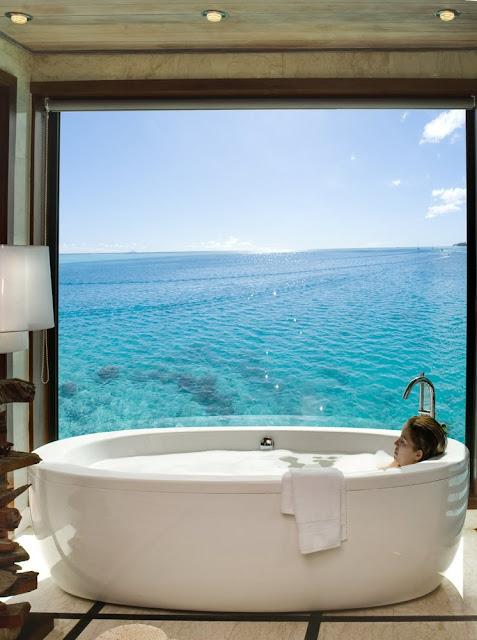 Vista baño Hotel