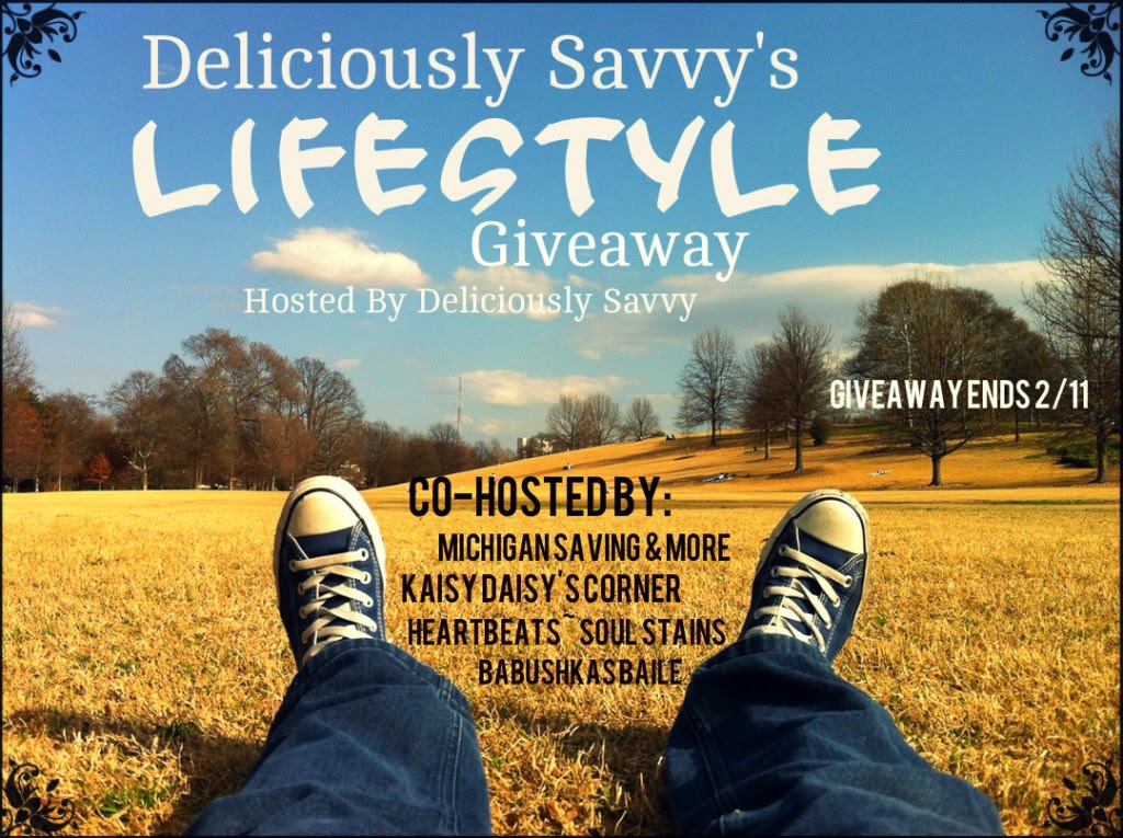 Lifestyle Giveaway