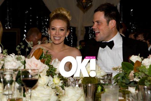 Celebrity Wedding- Hilary Duff - Wedding Ideas Concept
