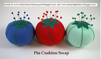 Pincushion Swap|Did You Make That