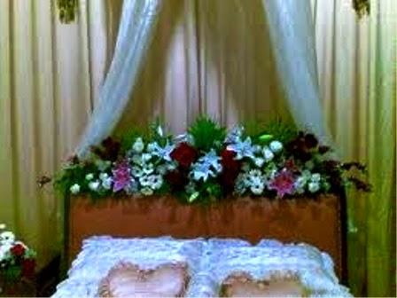 dekorasi kamar pengantin minimalis | ide kreatif pernikahan