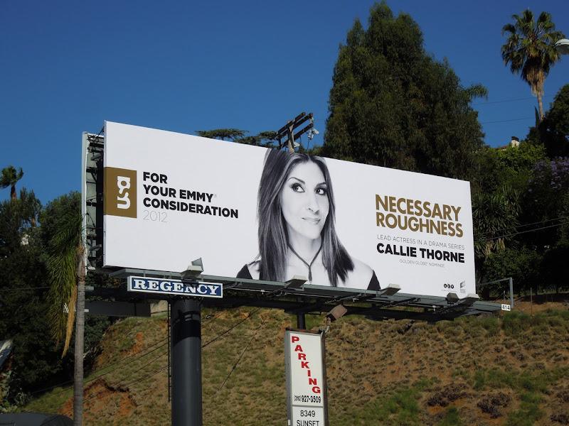 Necessary Roughness Emmy 2012 billboard