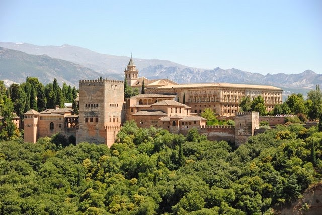 30. Alhambra (Granada, Spain)