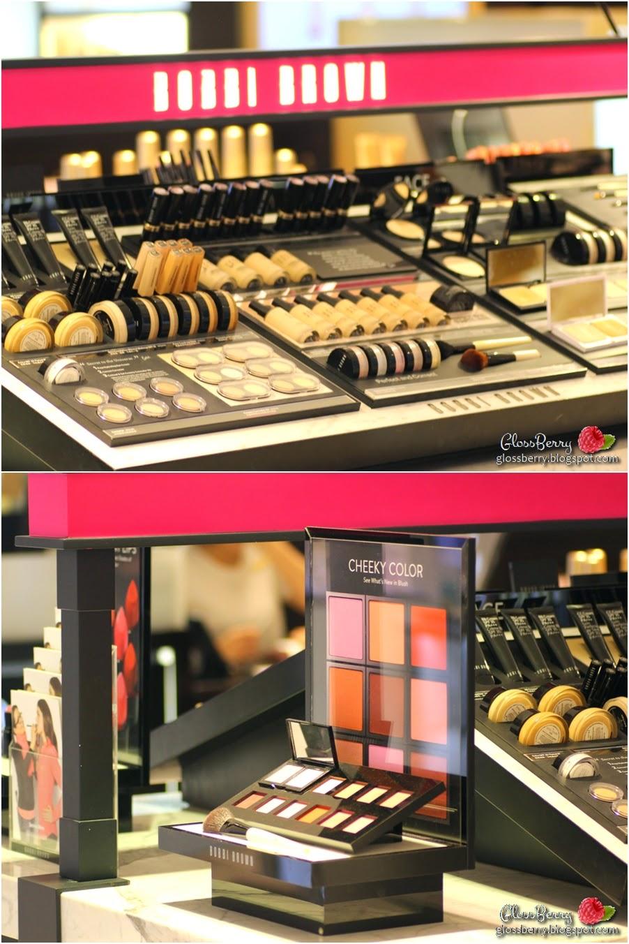 bobbi brown hong kong shopping קניות בהונג קונג איפור קוסמטיקה סאסא