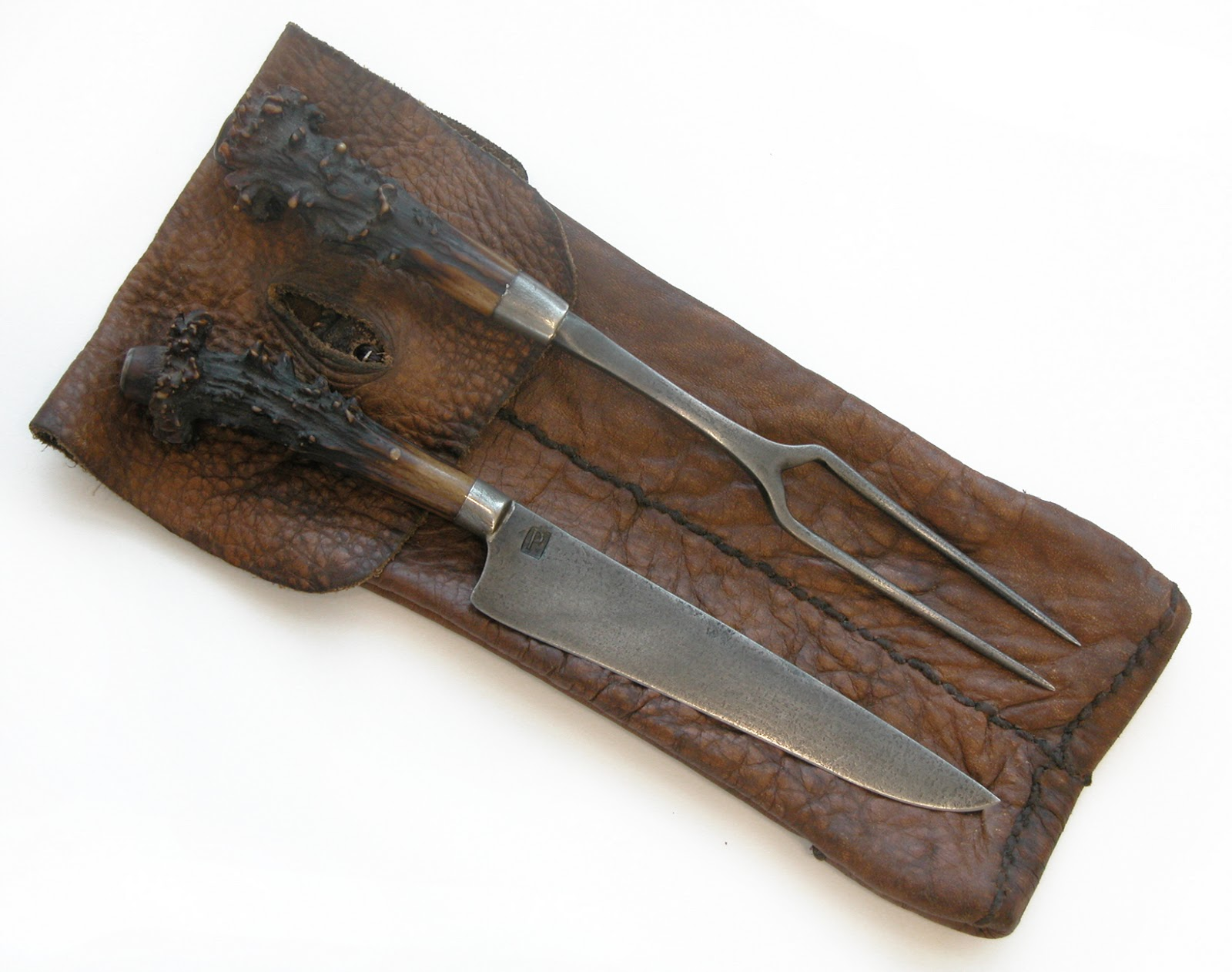 Contemporary makers knife and fork set by ian pratt - Knife and fork sets ...
