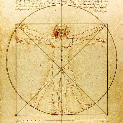 the use of the iconic vitruvian man by leonardo da vinci in the twenty first century Renaissance man the life of leonardo  i wrote a science-fiction story about leonardo da vinci in it, a young art historian becomes fascinated with leonardo's otherworldly paintings, with.